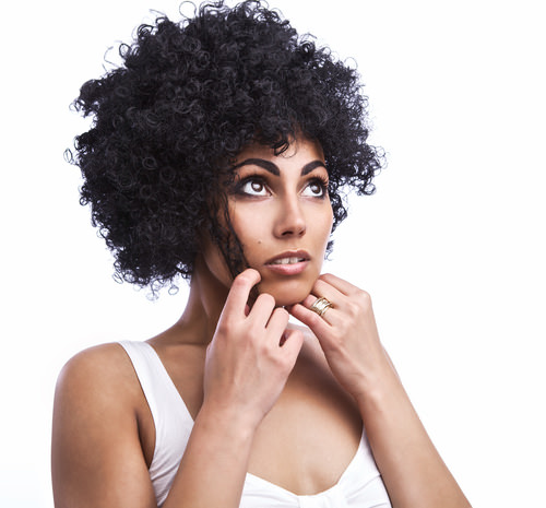 Tremendous 11 Cute Curly Hairstyles To Try This Spring Mode Dhe Make Up Short Hairstyles For Black Women Fulllsitofus
